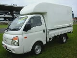 Photo White Hyundai H100 Bakkie 2.6D Chassis Cab A/C...