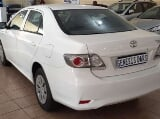 Photo Toyota Corolla 1.4 Professional 2017