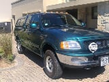 Photo Ford F150 Exracab 4x4 Green with 140000km, for...