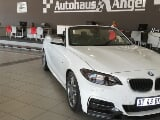 Photo 2015 BMW 2 Series M235i Convertible Auto (F23)
