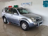 Photo Silver SsangYong Rexton 270 Xdi AT with...
