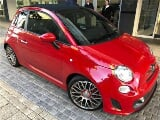 Photo Red Abarth 595 1.4 Tjet Turismo Cabrio with...