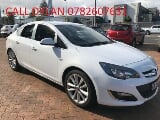 Photo 2015 Opel Astra Sedan 1.6T Cosmo