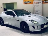 Photo Jaguar F-Type R coupe 2016
