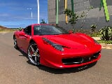 Photo Virtually brand new ferrari 458 italia full...