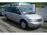 Photo 2001 Chrysler Voyager SE AT