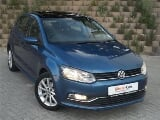 Photo 2016 Volkswagen Polo GP 1.2 TSI Highline DSG -...