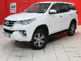 Photo 2018 Toyota Fortuner 2.4 Gd-6 Raised Body
