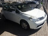 Photo 2012 Nissan Tiida 1.6 Visia+ 5-door, White with...