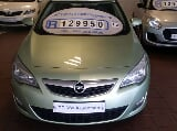 Photo Opel Astra 1.6 Essentia 2012