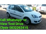 Photo 2007 Ford Fiesta 1.4 Trend 5-door