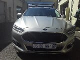 Photo Gold Ford Fusion 2.0 EcoBoost Titanium AT with...