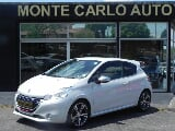 Photo 2015 Peugeot 208 1.6 GTi 3-door, White with...