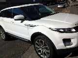 Photo Land Rover Range Rover Evoque SD4 Prestige 2013