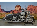 Photo 2011 Harley Davidson Road King Classic- Silver...
