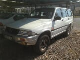 Photo SsangYong Musso 4X4 WAGONs