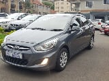 Photo Grey Hyundai accent 1.6GL with 133000km...