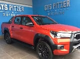 Photo 2021 Toyota Hilux double cab