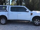 Photo 2010 Ford Ranger 2.5 TD 4x4 + Double Cab