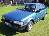 Photo 1996 Mazda 323 Midge Hatchback in Port...