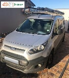 Photo 2016 ford transit connect 1.6tdci lwb f/c p/v