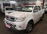 Photo 2010 Toyota Hilux 4.0 V6 D/Cab R/Body Raider AT...