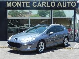 Photo 2005 Peugeot 407 2.2 ST Sport SW, Grey Metallic...