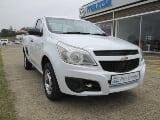 Photo White Chevrolet Utility 1.4 with 143012km...