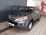Photo 2013 Isuzu KB 300 D-TEQ LX 4X4 Double Cab