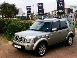 Photo 2010 land rover discovery 4 3.0 td/sd v6 se