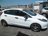 Photo White Ford Fiesta 1.4 Trend with 86000km...