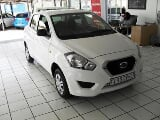 Photo Datsun Go 1.2 lux (ab), White with 12200km, for...