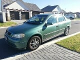 Photo 2001 Opel Astra 1.6i CD sedan