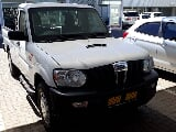 Photo White Mahindra Pik up 2.2 Crde Mhawk S/cab 4x2...