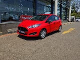 Photo 2017 Ford Fiesta 1.4 Ambiente 5-door