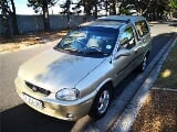 Photo 2004 Opel Corsa Utility 1.6i S Sport for sale!