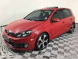 Photo 2011 Volkswagen Golf 6 GTI auto for sale