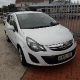 Photo Opel Corsa 1.4 Essentia 5-door, White with...