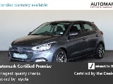 Photo Hyundai i10 / i20 / i30 i20 1.4 n series