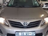 Photo Toyota Corolla Quest 1.6 2017