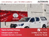 Photo 2019 Toyota Hilux 2.4GD-6 double cab 4x4 SRX auto