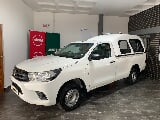 Photo 2016 Toyota Hilux 2.4 GD A/C for sale!