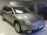 Photo Silver Subaru Outback 2.5i Premium Lineartronic...