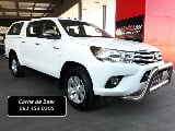 Photo 2016 Toyota Hilux 2.8 GD-6 D/Cab Raider AT