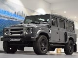 Photo 2012 Land Rover Defender Puma 110 Multi-Purpose...