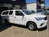 Photo 2016 Toyota Hilux 2.4GD (Aircon)