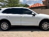 Photo Porsche CAYENNE diesel 2012