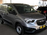 Photo Opel Combo Cargo Panel Van COMBO CARGO 1.6td...