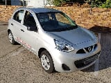 Photo 2019 nissan micra 1.2 active visia