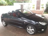 Photo 2006 Peugeot 206cc For Sale Rosebank, Gauteng -...